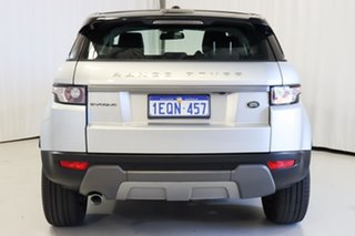 2014 Land Rover Range Rover Evoque L538 MY14 Pure Silver 9 Speed Sports Automatic Wagon