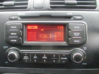 2014 Kia Rio UB MY14 S White 6 Speed Manual Hatchback