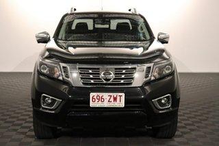 2019 Nissan Navara D23 S4 MY19 ST-X Black 7 speed Automatic Utility.