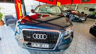 2012 Audi Q5 8R MY12 TDI S Tronic Quattro Blue 7 Speed Sports Automatic Dual Clutch Wagon