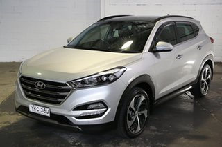 2015 Hyundai Tucson TLE Highlander AWD Silver 6 Speed Sports Automatic Wagon