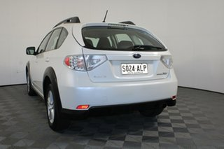 2011 Subaru Impreza G3 MY11 XV AWD White 4 Speed Sports Automatic Hatchback