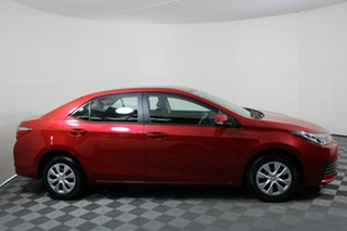 2017 Toyota Corolla ZRE172R Ascent S-CVT Red 7 Speed Constant Variable Sedan