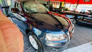 2012 Audi Q5 8R MY12 TDI S Tronic Quattro Blue 7 Speed Sports Automatic Dual Clutch Wagon.