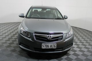 2009 Holden Cruze JG CD Green 6 Speed Sports Automatic Sedan.