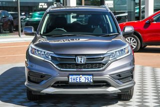 2015 Honda CR-V RM Series II MY16 VTi 4WD Grey 5 Speed Sports Automatic Wagon