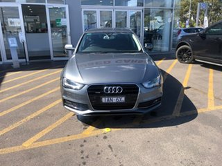 2014 Audi A4 B8 8K MY14 Avant S Tronic Quattro Grey 7 Speed Sports Automatic Dual Clutch Wagon.