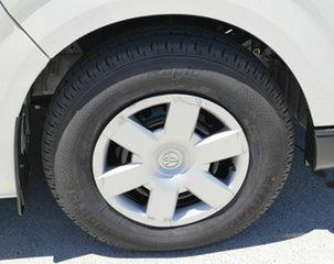 2018 Toyota HiAce KDH201R LWB White 5 Speed Manual Van