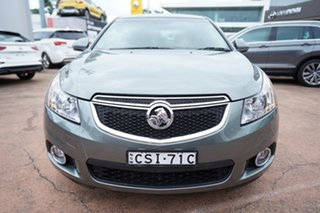2014 Holden Cruze JH MY14 Equipe Grey 6 Speed Automatic Hatchback