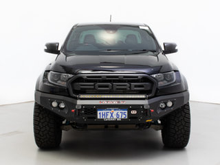 2019 Ford Ranger PX MkIII MY19.75 Raptor 2.0 (4x4) Black 10 Speed Automatic Double Cab Pick Up.