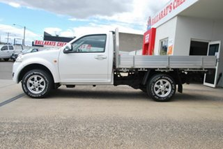 2012 Great Wall V240 K2 MY11 (4x2) White 5 Speed Manual Cab Chassis
