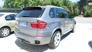 2013 BMW X5 E70 MY1112 xDrive40d Steptronic Sport Grey 8 Speed Sports Automatic Wagon