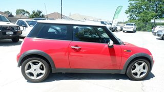 2006 Mini Hatch R50 MY05 Cooper Red 6 Speed Constant Variable Hatchback