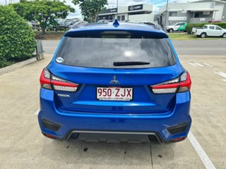 2019 Mitsubishi ASX XD MY20 Exceed 2WD Blue 1 Speed Constant Variable Wagon