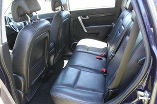 2012 Holden Captiva CG Series II MY12 7 AWD LX Blue 6 Speed Sports Automatic Wagon