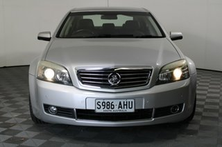 2007 Holden Statesman WM Silver 5 Speed Sports Automatic Sedan