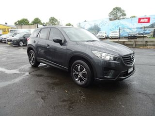 2015 Mazda CX-5 KE1072 Maxx SKYACTIV-Drive Grey 6 Speed Sports Automatic Wagon.