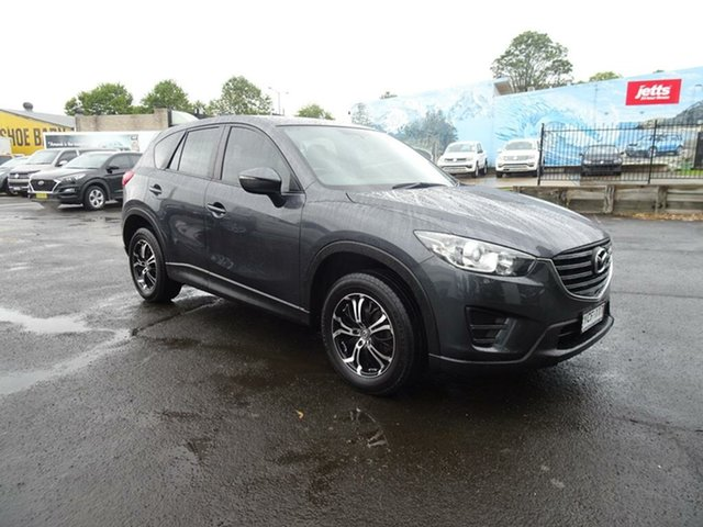 Used Mazda CX-5 KE1072 Maxx SKYACTIV-Drive Nowra, 2015 Mazda CX-5 KE1072 Maxx SKYACTIV-Drive Grey 6 Speed Sports Automatic Wagon