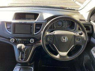2015 Honda CR-V RM Series II MY16 VTi-S 4WD Crystal Black 5 Speed Sports Automatic Wagon