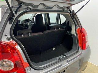 2012 Suzuki Alto GF GL Grey 5 Speed Manual Hatchback