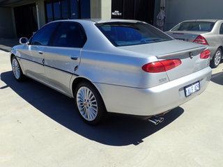 1999 Alfa Romeo 166 3.0 V6 Adventurine Silver 4 Speed Auto Sportronic Sedan
