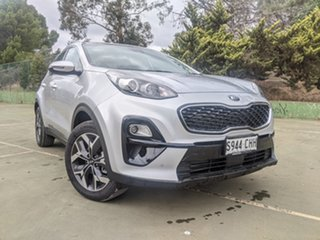 2020 Kia Sportage QL MY21 SX 2WD Sparkling Silver 6 Speed Sports Automatic Wagon.