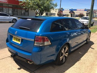 2013 Holden Commodore VF SV6 Blue Sports Automatic