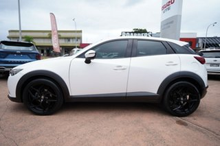 2015 Mazda CX-3 DK Maxx (FWD) White 6 Speed Automatic Wagon