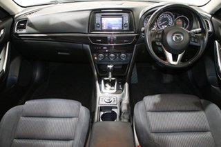 2013 Mazda 6 6C Sport White 6 Speed Automatic Sedan