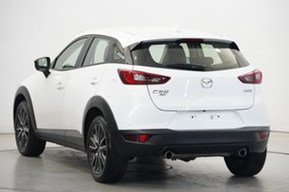 2015 Mazda CX-3 DK4WSA sTouring SKYACTIV-Drive i-ACTIV AWD White 6 Speed Sports Automatic Wagon