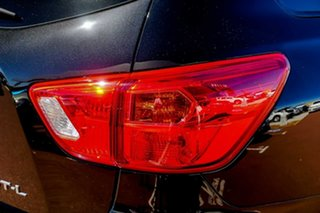 2020 Nissan Pathfinder R52 Series III MY19 ST-L X-tronic 2WD Diamond Black 1 Speed Constant Variable