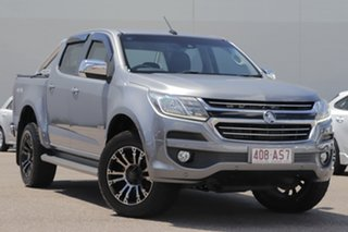 2016 Holden Colorado RG MY17 LTZ Pickup Crew Cab Grey 6 Speed Manual Utility.
