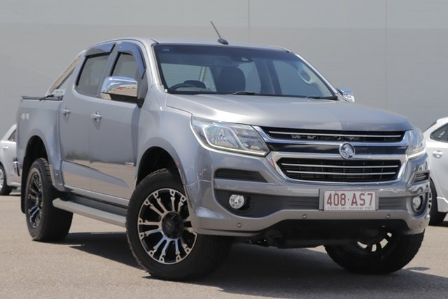 Used Holden Colorado RG MY17 LTZ Pickup Crew Cab Windsor, 2016 Holden Colorado RG MY17 LTZ Pickup Crew Cab Grey 6 Speed Manual Utility