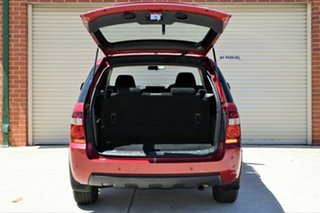 2010 Ford Territory SY MkII TS AWD Red 6 Speed Sports Automatic Wagon