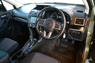 2016 Subaru Forester S4 MY16 2.5i-L CVT AWD Jasmine Green 6 Speed Constant Variable Wagon.