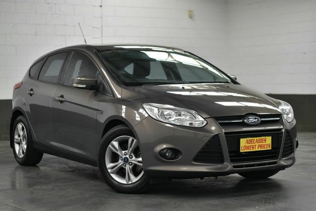 Used Ford Focus LW MkII Trend PwrShift Morphett Vale, 2013 Ford Focus LW MkII Trend PwrShift Blue 6 Speed Sports Automatic Dual Clutch Hatchback