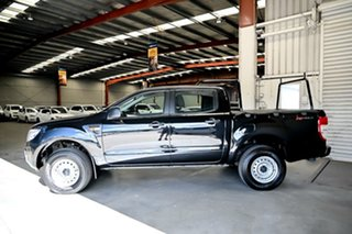 2015 Ford Ranger PX XL Hi-Rider Black 6 Speed Sports Automatic Utility