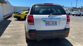 2017 Holden Captiva CG MY17 LS 2WD White 6 Speed Sports Automatic Wagon