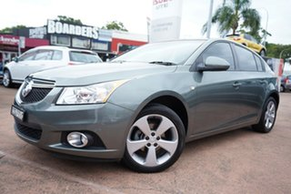 2014 Holden Cruze JH MY14 Equipe Grey 6 Speed Automatic Hatchback.