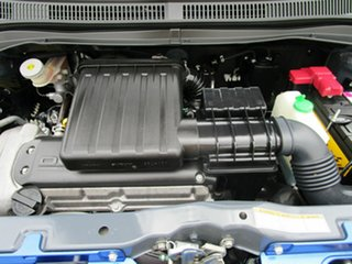 2011 Suzuki Swift Blue Auto Active Select Hatchback