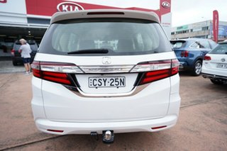2014 Honda Odyssey RC VTi White Continuous Variable Wagon