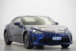 2016 Toyota 86 ZN6 GT Blue 6 Speed Manual Coupe