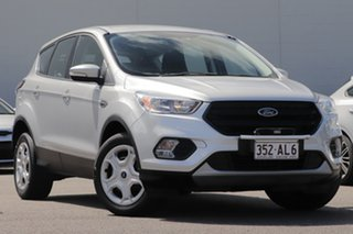 2016 Ford Escape ZG Ambiente Silver 6 Speed Sports Automatic SUV.