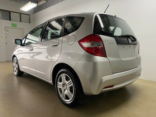 2011 Honda Jazz GE VTi Silver 5 Speed Manual Hatchback