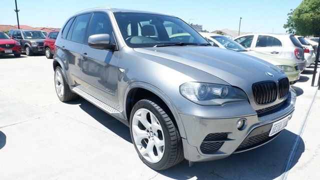 Used BMW X5 E70 MY1112 xDrive40d Steptronic Sport St James, 2013 BMW X5 E70 MY1112 xDrive40d Steptronic Sport Grey 8 Speed Sports Automatic Wagon