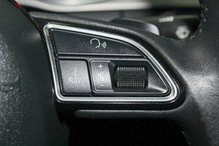 2014 Audi A4 B8 8K MY14 S Tronic Quattro White 7 Speed Sports Automatic Dual Clutch Sedan