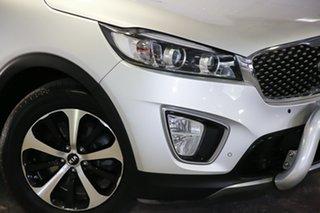 2015 Kia Sorento UM MY16 SLi AWD Silver 6 Speed Sports Automatic Wagon.