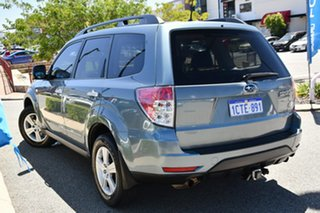 2008 Subaru Forester S3 MY09 XS AWD Premium Sage Green 4 Speed Sports Automatic Wagon.