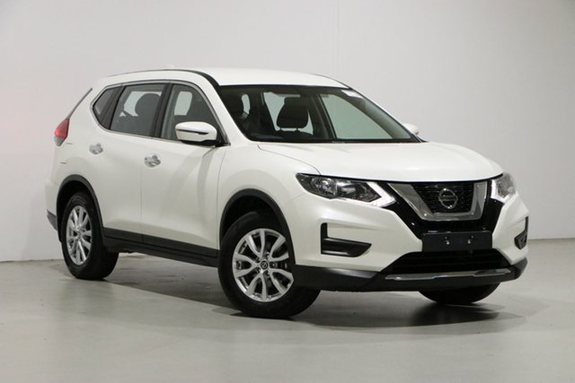 Used Nissan X-Trail T32 Series 2 ST (4WD) Bentley, 2019 Nissan X-Trail T32 Series 2 ST (4WD) White Continuous Variable Wagon
