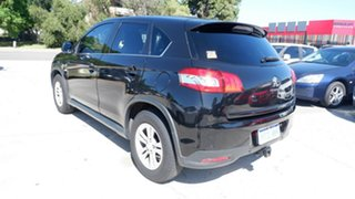2012 Peugeot 4008 MY12 Active 4WD Black 6 Speed Constant Variable Wagon